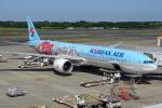 chrisshoさんが、成田国際空港で撮影した大韓航空 777-3B5/ERの航空フォト(写真)