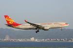WING_ACEさんが、関西国際空港で撮影した香港航空 A330-223の航空フォト(写真)