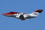 ウッディーさんが、新千歳空港で撮影したアメリカ企業所有 HA-420 HondaJetの航空フォト(写真)