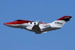 ウッディーさんが、新千歳空港で撮影したアメリカ企業所有 HA-420 HondaJetの航空フォト(飛行機 写真・画像)