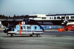 tassさんが、成田国際空港で撮影した千葉県警察 AS332L1 Super Pumaの航空フォト(写真)