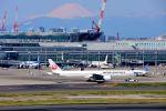 まいけるさんが、羽田空港で撮影した日本航空 777-346/ERの航空フォト(写真)