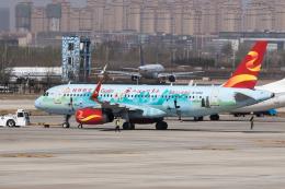 xingyeさんが、瀋陽桃仙国際空港で撮影した桂林航空 A320-232の航空フォト(飛行機 写真・画像)