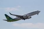 ANA744Foreverさんが、成田国際空港で撮影した春秋航空日本 737-8ALの航空フォト(写真)