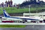 デデゴンさんが、石見空港で撮影したエアーニッポン A320-211の航空フォト(写真)