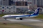akinarin1989さんが、福岡空港で撮影した全日空 737-881の航空フォト(写真)