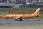 akinarin1989さんが、福岡空港で撮影したフジドリームエアラインズ ERJ-170-200 (ERJ-175STD)の航空フォト(写真)