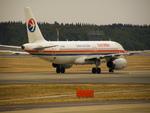 アイスコーヒーさんが、成田国際空港で撮影した中国東方航空 A320-232の航空フォト(飛行機 写真・画像)