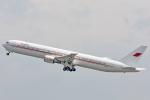 sachiさんが、関西国際空港で撮影したバーレーン王室航空 767-4FS/ERの航空フォト(写真)
