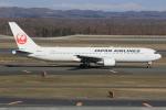 みるぽんたさんが、新千歳空港で撮影した日本航空 767-346/ERの航空フォト(写真)