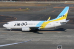 みるぽんたさんが、新千歳空港で撮影したAIR DO 737-781の航空フォト(写真)