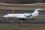 みるぽんたさんが、新千歳空港で撮影したウェルズ・ファーゴ・バンク・ノースウェスト G-IV Gulfstream G300の航空フォト(写真)