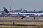 yabyanさんが、成田国際空港で撮影したジェットスター・ジャパン A320-232の航空フォト(飛行機 写真・画像)
