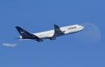 VIPERさんが、羽田空港で撮影したルフトハンザドイツ航空 747-830の航空フォト(写真)