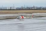 mojioさんが、札幌飛行場で撮影した朝日航洋 AS350B3 Ecureuilの航空フォト(飛行機 写真・画像)