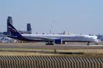 yabyanさんが、成田国際空港で撮影したアエロフロート・ロシア航空 777-3M0/ERの航空フォト(飛行機 写真・画像)