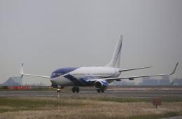 VIPERさんが、羽田空港で撮影したEIEイーグル 737-8EQ BBJ2の航空フォト(飛行機 写真・画像)