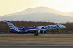 オポッサムさんが、新千歳空港で撮影したナショナル・エアラインズ 757-223の航空フォト(写真)