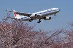 yabyanさんが、成田国際空港で撮影した中国国際航空 A330-343Xの航空フォト(写真)