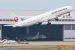 KAMIYA JASDFさんが、羽田空港で撮影した日本航空 777-346の航空フォト(写真)