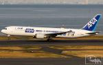 dave_0402さんが、羽田空港で撮影した全日空 767-381/ERの航空フォト(写真)