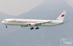 dave_0402さんが、香港国際空港で撮影したバーレーン王室航空 767-4FS/ERの航空フォト(写真)
