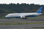 turenoアカクロさんが、成田国際空港で撮影した厦門航空 787-8 Dreamlinerの航空フォト(写真)