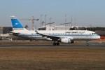 BTYUTAさんが、フランクフルト国際空港で撮影したクウェート航空 A320-214の航空フォト(写真)