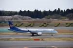 よんすけさんが、成田国際空港で撮影したマンダリン航空 ERJ-190-100 IGW (ERJ-190AR)の航空フォト(写真)