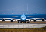 we love kixさんが、関西国際空港で撮影した全日空 A380-841の航空フォト(飛行機 写真・画像)