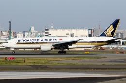 soranchuさんが、福岡空港で撮影したシンガポール航空 777-212/ERの航空フォト(写真)