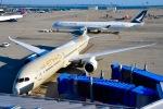 EY888さんが、中部国際空港で撮影したエティハド航空 787-10の航空フォト(写真)