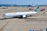 EY888さんが、中部国際空港で撮影したキャセイパシフィック航空 A350-1041の航空フォト(写真)