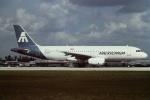 tassさんが、マイアミ国際空港で撮影したメキシカーナ航空 A320-211の航空フォト(写真)