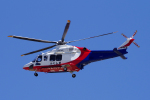 yabyanさんが、名古屋飛行場で撮影した三井物産エアロスペース AW139の航空フォト(写真)