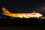 KAMIYA JASDFさんが、新千歳空港で撮影したセンチュリオン・エアカーゴ 747-428F/ER/SCDの航空フォト(写真)
