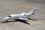 yabyanさんが、名古屋飛行場で撮影した静岡エアコミュータ 525A Citation CJ2の航空フォト(飛行機 写真・画像)