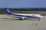 ishi_pinさんが、新潟空港で撮影した全日空 767-381/ERの航空フォト(写真)