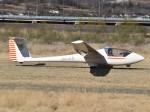 とびたさんが、韮崎滑空場で撮影した韮崎市航空協会 G102 Club Astir IIIbの航空フォト(写真)