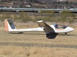 とびたさんが、韮崎滑空場で撮影した韮崎市航空協会 G102 Club Astir IIIbの航空フォト(飛行機 写真・画像)