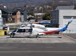 とびたさんが、双葉滑空場で撮影した山梨県防災航空隊 S-76Dの航空フォト(写真)