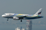 kansaigroundさんが、香港国際空港で撮影したバンコクエアウェイズ A319-132の航空フォト(写真)