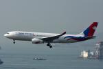kansaigroundさんが、香港国際空港で撮影したネパール航空 A330-243の航空フォト(写真)