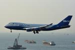 kansaigroundさんが、香港国際空港で撮影したSWイタリア 747-4R7F/SCDの航空フォト(写真)