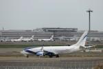 ハム太郎。さんが、羽田空港で撮影したEIEイーグル 737-8EQ BBJ2の航空フォト(飛行機 写真・画像)