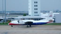 westtowerさんが、タンソンニャット国際空港で撮影したカンボジア・バイヨン・エアラインズ MA60の航空フォト(飛行機 写真・画像)