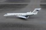 ハム太郎。さんが、羽田空港で撮影したMILLROCK AVIATION FINANCIAL  G500/G550 (G-V)の航空フォト(写真)
