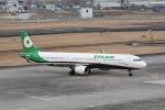 turenoアカクロさんが、仙台空港で撮影したエバー航空 A321-211の航空フォト(写真)