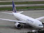 westtowerさんが、台湾桃園国際空港で撮影したユナイテッド航空 777-222/ERの航空フォト(写真)