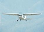 otromarkさんが、八尾空港で撮影した学校法人ヒラタ学園 航空事業本部 TU206G Turbo Stationair 6の航空フォト(写真)